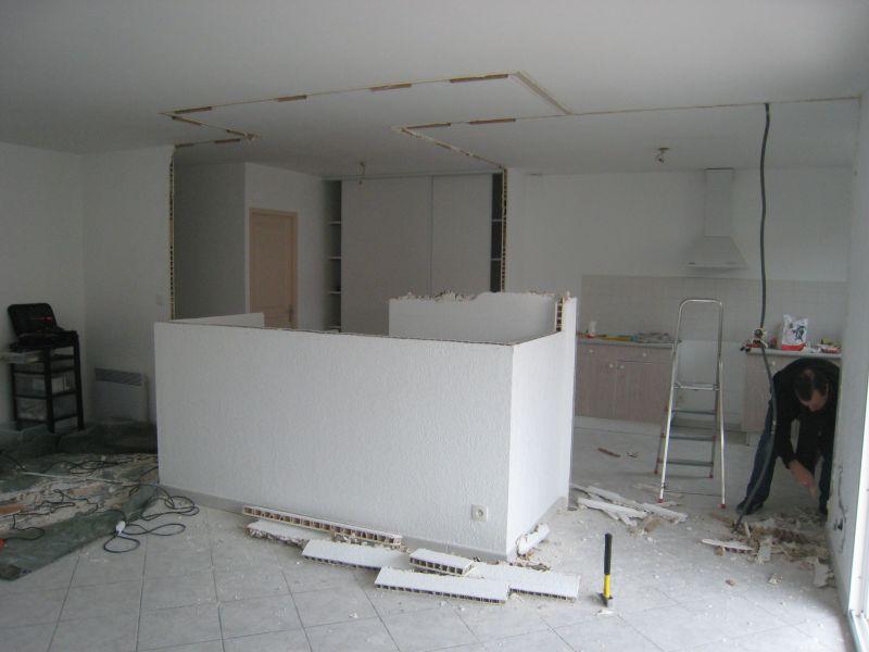 2 me tape decoupe de cloison et coffrage plafond m lo et mat. Black Bedroom Furniture Sets. Home Design Ideas